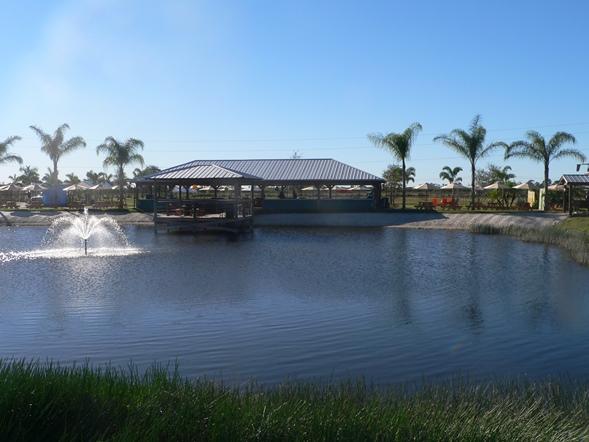 Pavilion & Dock