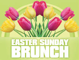 EASTER BRUNCH IN THE VINES