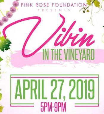 Vibin' in the Vineyard