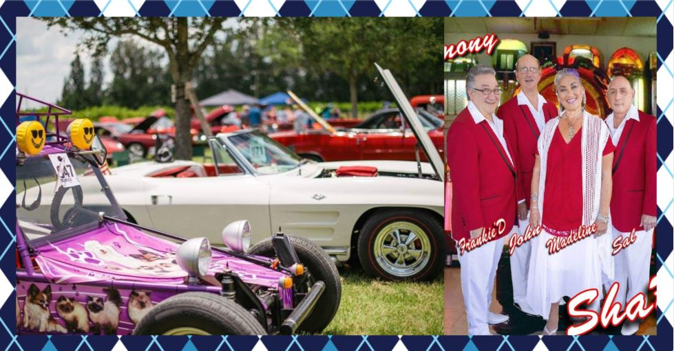 Cruise in to Fall Classic Car & Truck Round up & Art Show! Music by SHA-BOOM! Sponsored by Napa Auto Parts