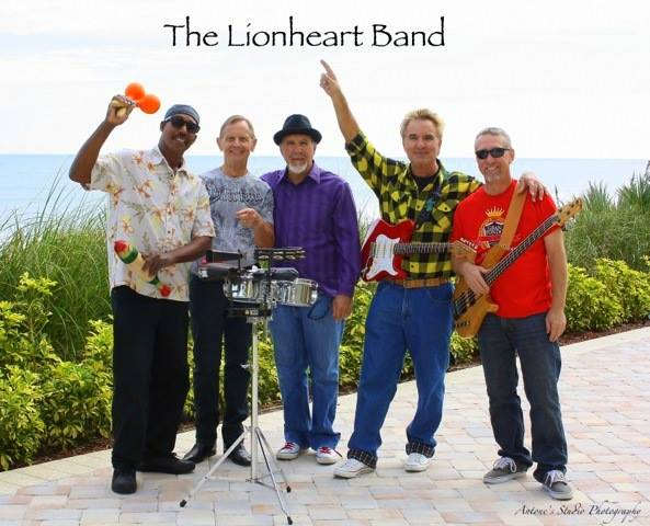 LIONHEART BAND
