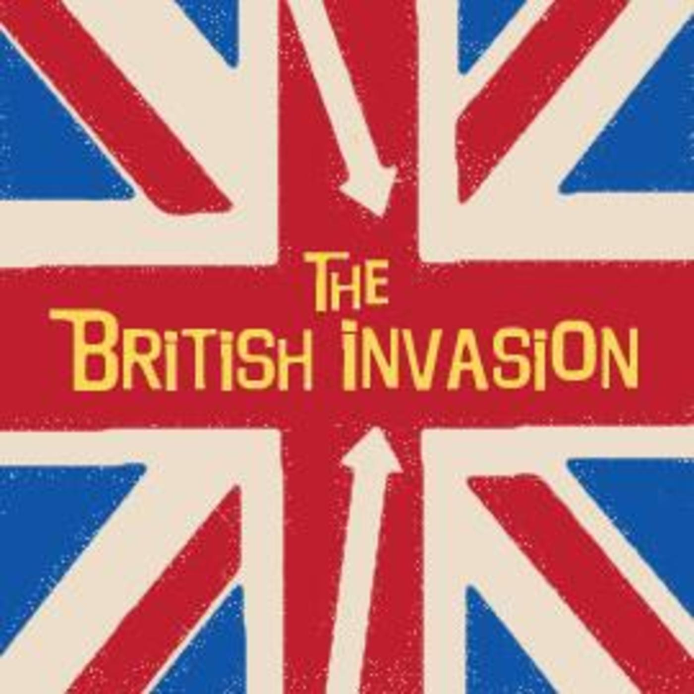 BRITISH INVASION SATURDAY!!
