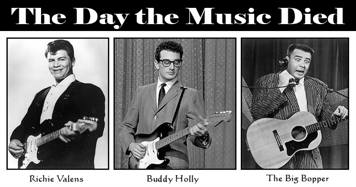 JOHNNYS ROGER'S PRESENTS THE DAY THE MUSIC DIED: Tribute to Buddy Holly, Richie Valens, & The Big Bopper's Last Concert at the Surf Ballroom.