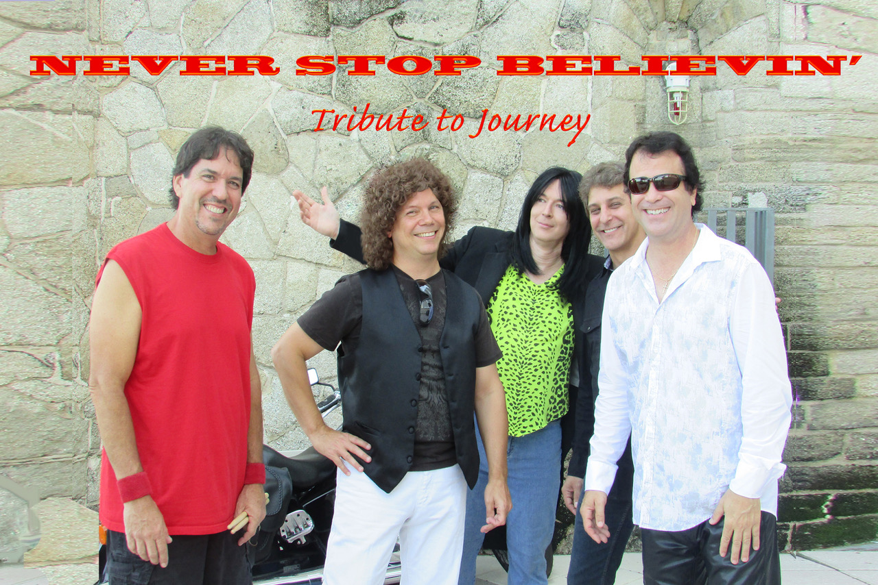 NEVER STOP BELIEVIN' – THE ULTIMATE JOURNEY TRIBUTE