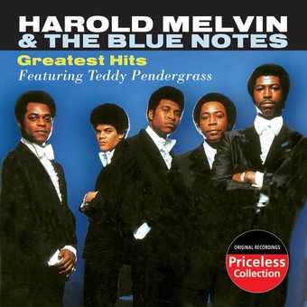 THE HITS OF HAROLD MELVIN & THE BLUE NOTES WITH THE NEW BLUENOTES GENERATION