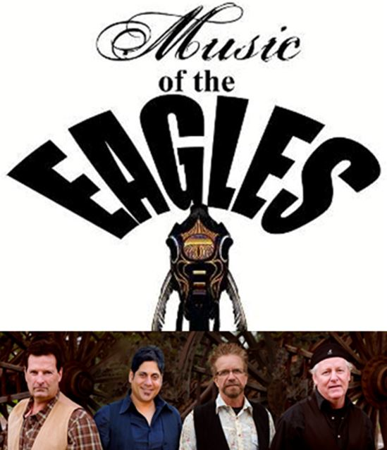 SHOW RESCHEDULED From 2020. From Southern California: The Peaceful Easy Eagles only 2020 East Coast Appearance.