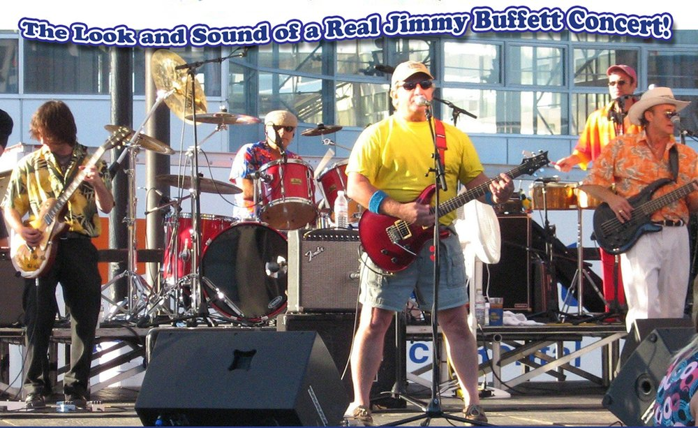 A JIMMY BUFFETT CHRISTMAS PARTY - FEATURING THE CARIBBEAN CHILLERS BUFFETT TRIBUTE BAND.  PLUS UGLY SWEATER CONTEST.