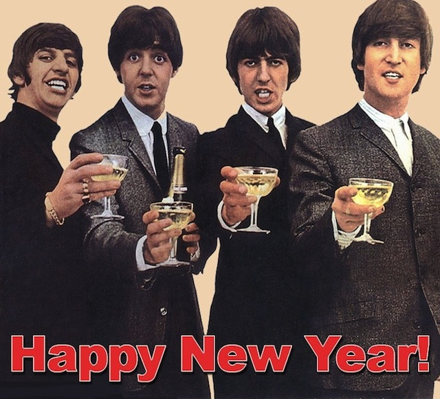 A BIG BEN BEATLES NEW YEARS BASH WITH THE BEATLE GUYS BAND! DECEMBER 31st 4-7:30 PM