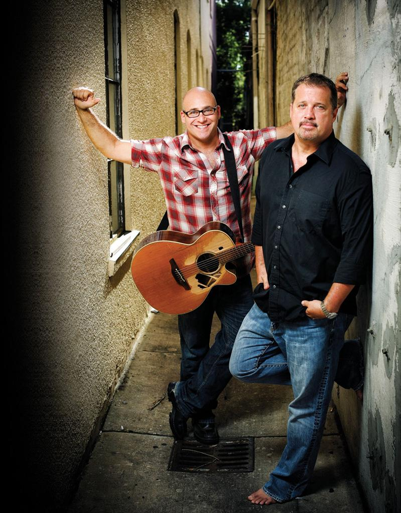 Sister Hazel's Ken & Drew Show featuring KEN BLOCK & DREW COPELAND: a rare back-to-their-roots acoustic duo show! Opener: Will Goulet.