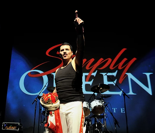 SIMPLY QUEEN! Saturday February 8th 2020.