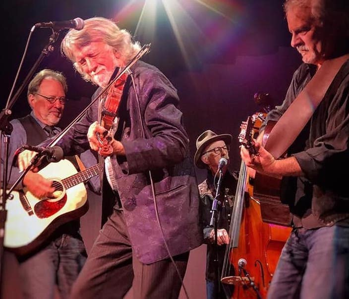 "SHOW CANCELLED. PBS' COUNTRY MUSIC Series and NITTY GRITTY DIRT Band's founding member: JOHN McEUEN & Friends ""Will The Circle Be Unbroken"" and more!"