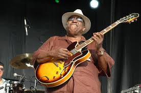 LIVING BLUES LEGEND MR. JOEY GILMORE!!