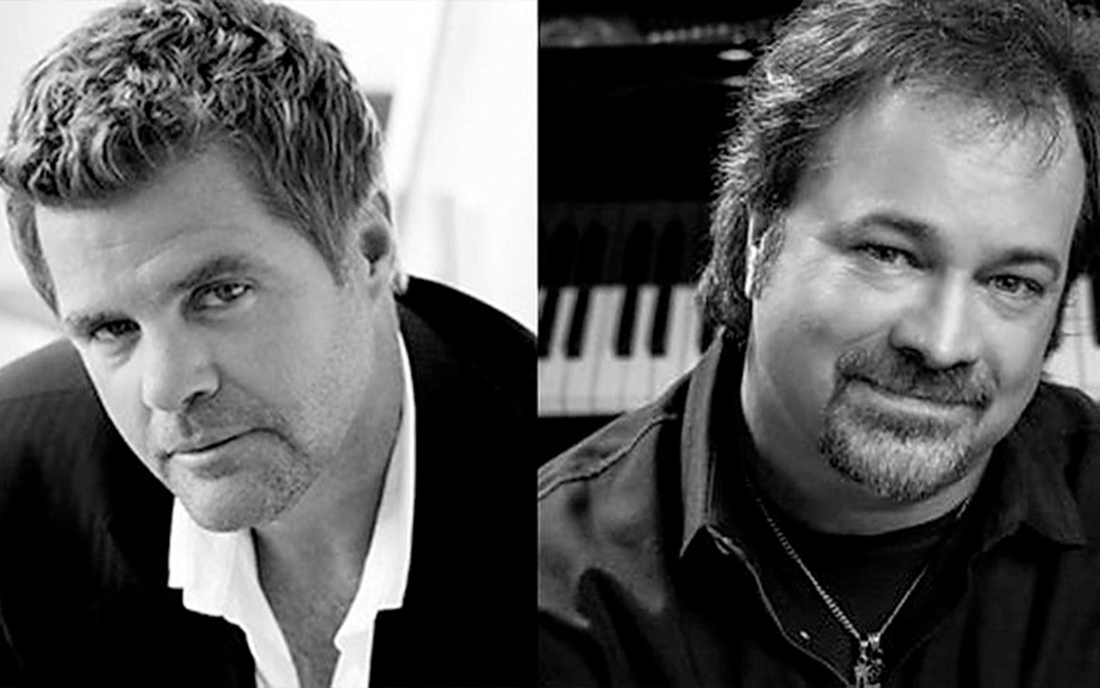 AN INTIMATE EVENING WITH LONESTAR'S RICHIE McDONALD AND RESTLESS HEART'S LARRY STEWART
