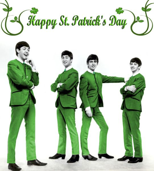A BEATLES PRE PADDY PARDY with THE BEATLE GUYS! 3-13-21