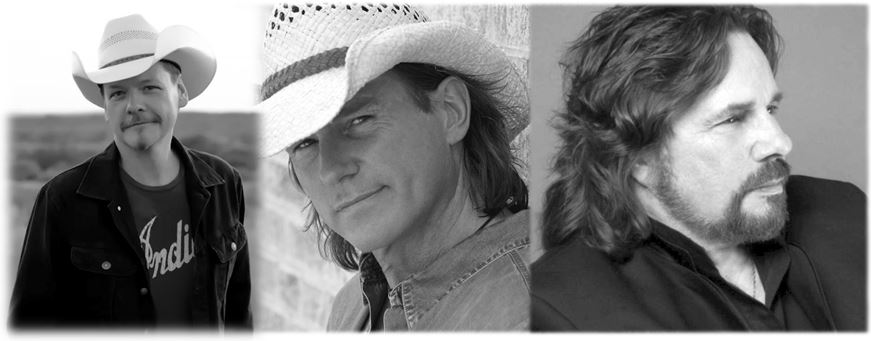 BILLY DEAN and BERTIE HIGGINS. With special guest Thom Shepherd! Country, Trop Rock & Parrothead fans don't miss this one! 4-2-21