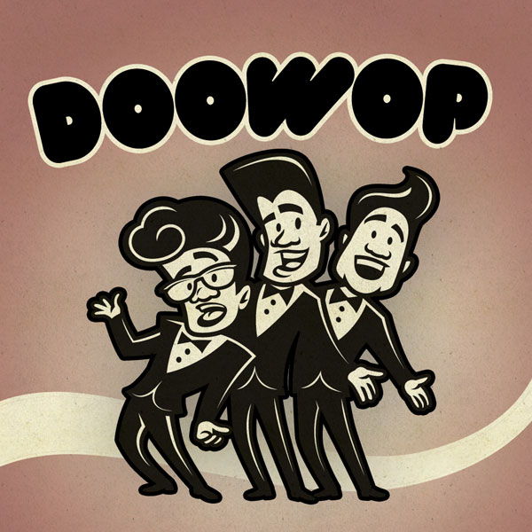 FRIDAY AFTERNOON WINE & DOO WOP with the Doo Wop Guys 5-7-21