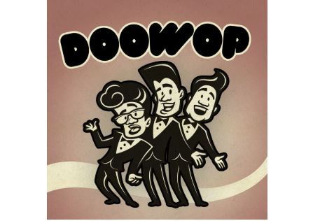FRIDAY AFTERNOON WINE & DOO WOP with the Doo Wop Guys 4-16-21